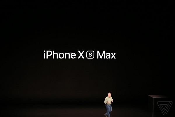 اپل از iPhone XS Max رونمایی کرد