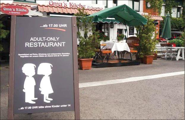 بایدها ونبایدهای حضور بچهها در فضاهای اجتماعی/ ورود کودکان ممنوع!
