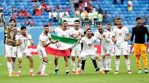 ایران در رده نخست آسیا/ بلژیکیها در رنکینگ یک جهان