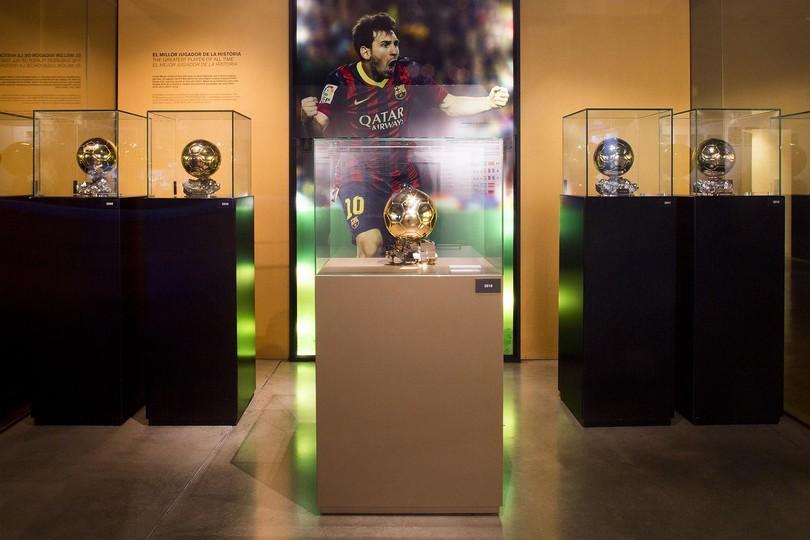 فوتبالیست هایی که موزه شخصی دارند+تصاویر