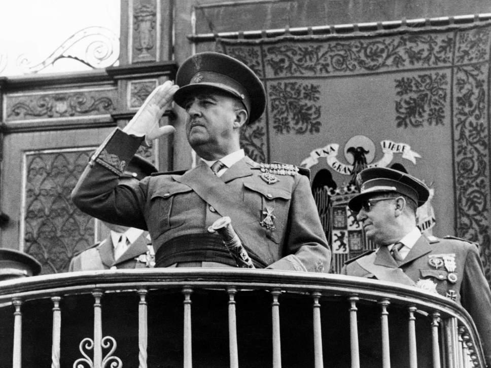 موافق نمایندگان پارلمان اسپانیا با نبش قبر دیکتاتور سابق این کشور