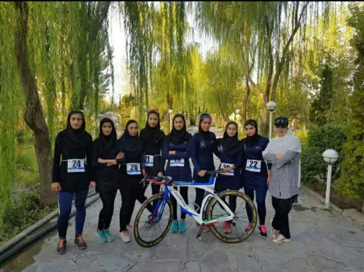 درخشش کرمانیها در مرحله نخست مسابقات لیگ سراسری دوگانه بانوان