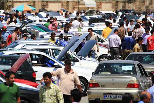 قیمتهای نجومی خودرو