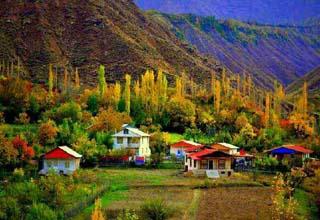 بهشت ناشناخته ایران کجاست؟