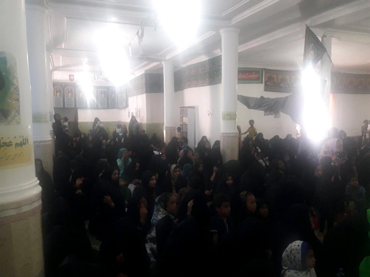 همایش شیرخوارگان حسینی امروز در کرمان برگزار شد.