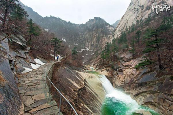 زیباییهای کره شمالی که شاید تاکنون ندیده باشید!+تصاویر