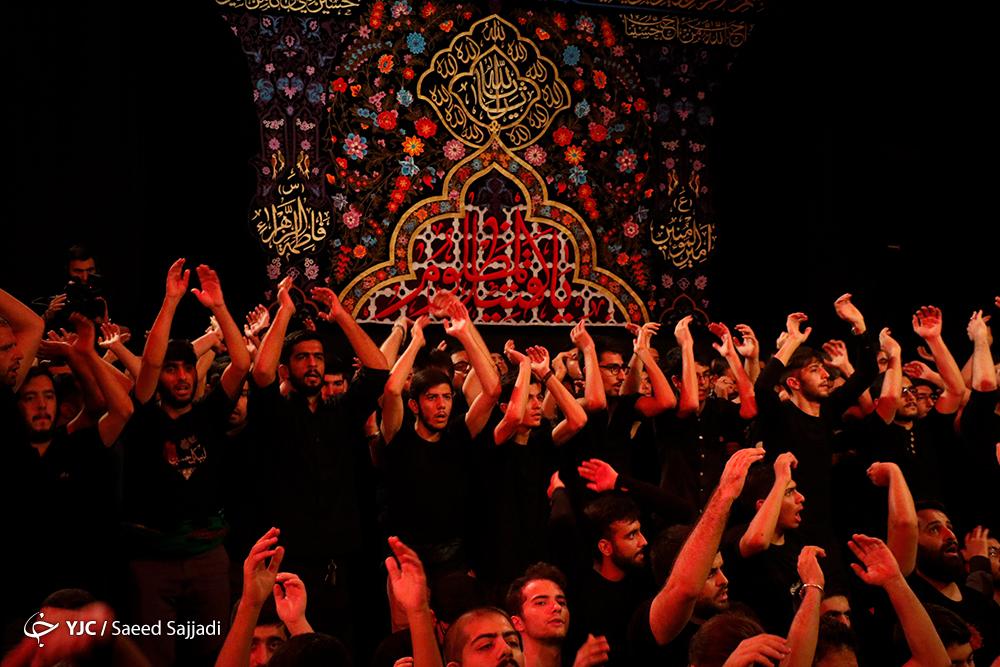 مسجد «کربلا» میزبان جوانان حسینی