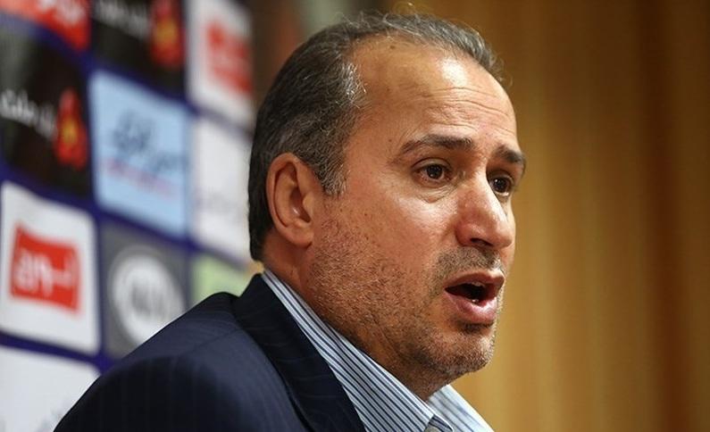 تاج: چارهای جز حرفهای سازی باشگاهها نداریم/ استقلال به پروپییچ ۳۶۰ هزار دلار پرداخت کرد