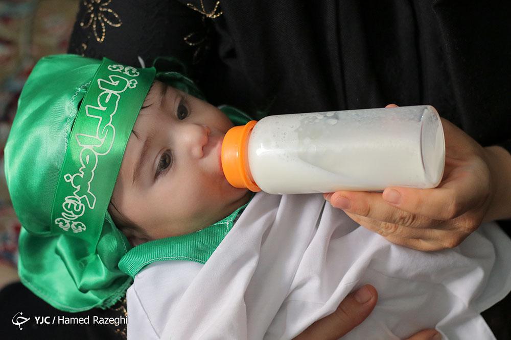 همایش شیرخوارگان حسینی در ساری و ابهر