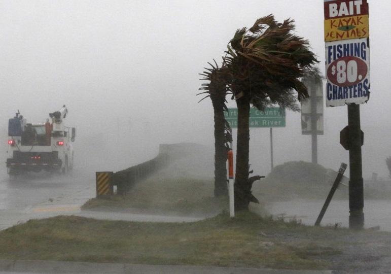 طوفان فلورنس جان یک مادر و نوزادش را در کارولینای شمالی گرفت