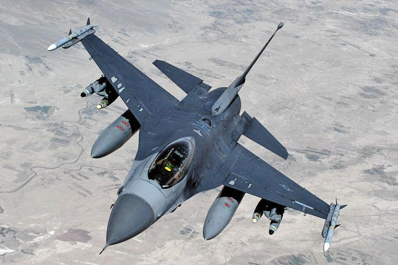 هلند هواپیماهای اف ۱۶ خود را از جنگ با داعش باز میگرداند
