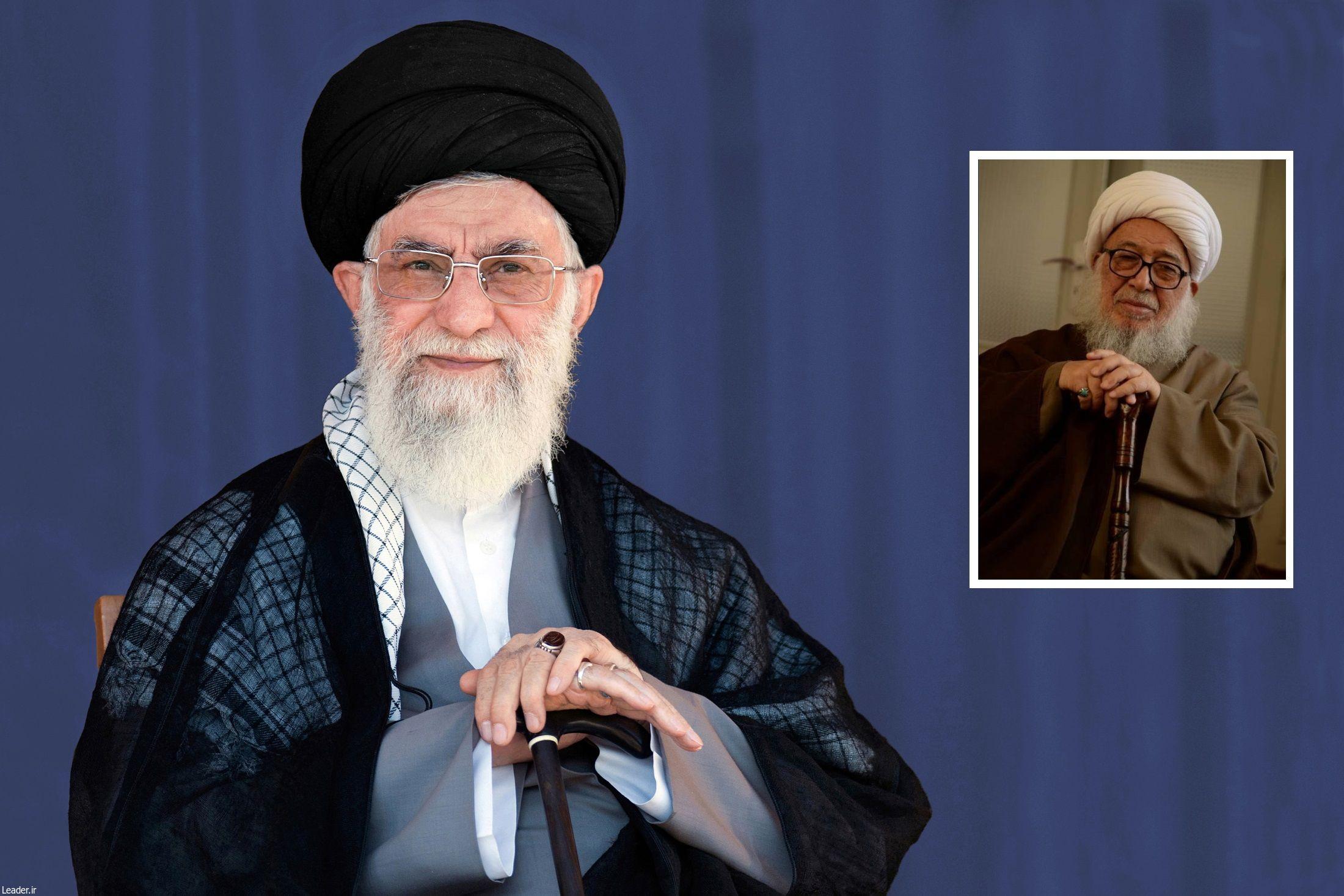 در پیامی؛ رهبر انقلاب درگذشت حجتالاسلام والمسلمین اشرفی را تسلیت گفتند