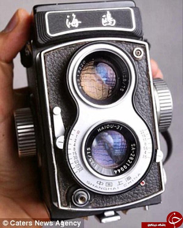 با این ساعت مچی حرفهای عکاسی کنید+عکس