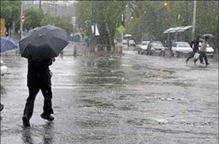 شروع بارش هاي زمستاني در استان فارس را از نيمه دوم آبان ماه