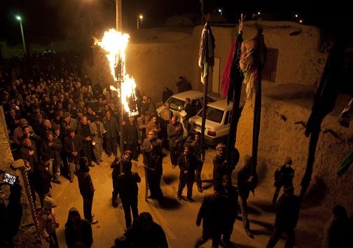 نگاهی به اداب و رسوم مردم خراسان جنوبی در عزاداری حسینی