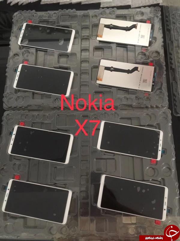 تصاویر لو رفته Nokia 9 و Nokia X7 از طراحی آنها پردهبرداری کرد