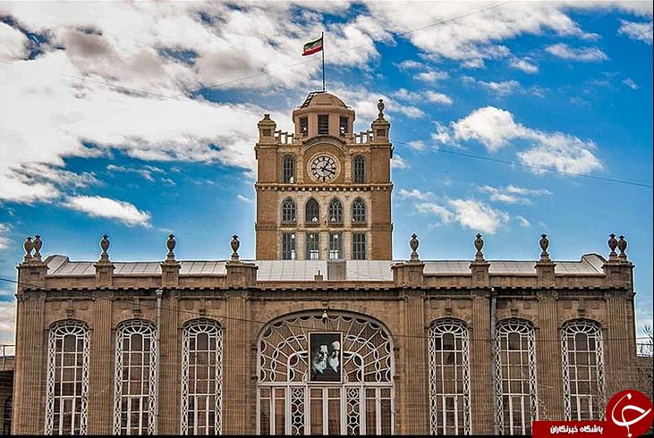 ساعتی در تبریز که تنها یک نمونه از آن در کل دنیا وجود دارد+ تصاویر