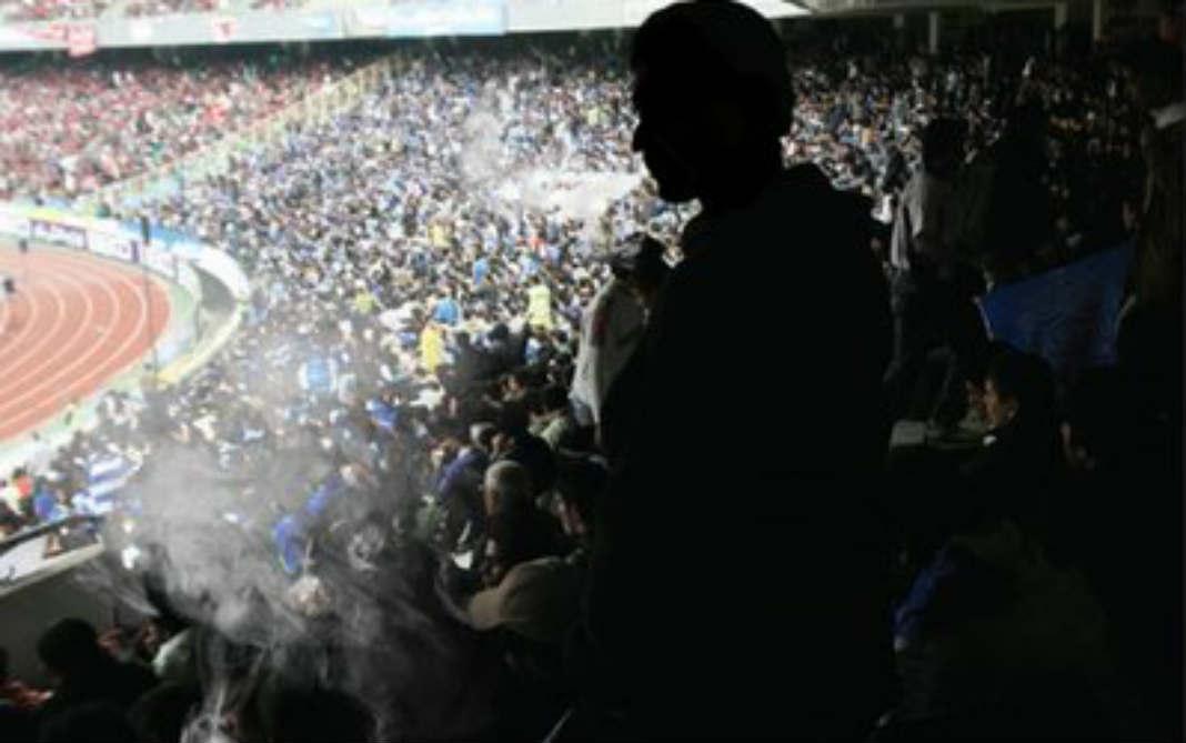 توضیحات پلیس در مورد گل زنی روی سکوهای ورزشگاه آزادی