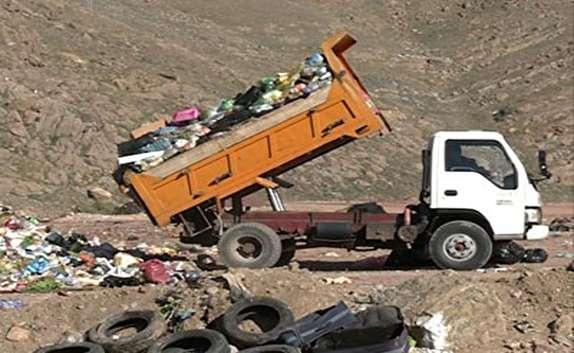 باشگاه خبرنگاران - بررسی وضعیت سایت دفن زباله مهاباد در کارگروه هدایت پسماند