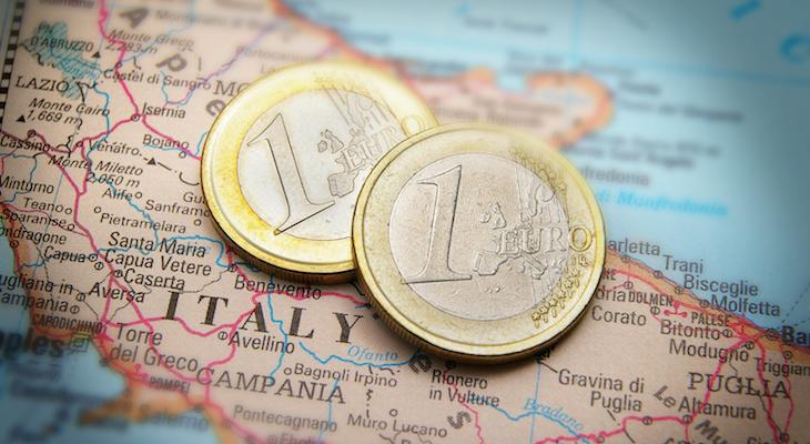 ادامه روند افزایشی بدهی عمومی دولت ایتالیا