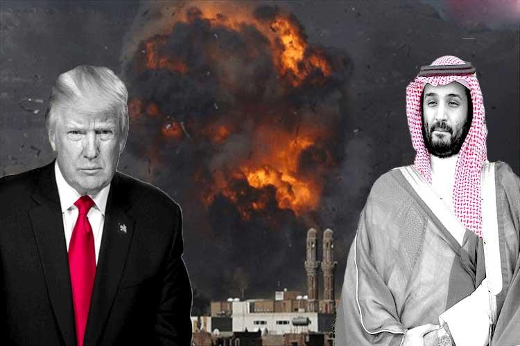دولت ترامپ به صراحت درباره جنگ یمن دروغ میگوید