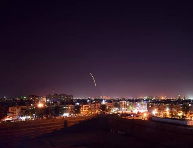 حمله موشکی رژیم صهیونیستی به فرودگاه دمشق