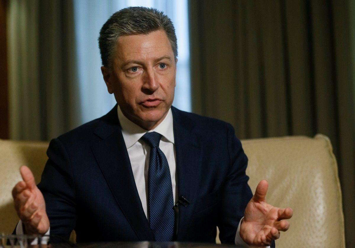 نماینده ویژه آمریکا در امور اوکراین از تقویت بنیه نظامی این کشور خبر داد