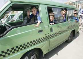 آموزش بیش از 1138 نفر از رانندگان سرویس مدارس