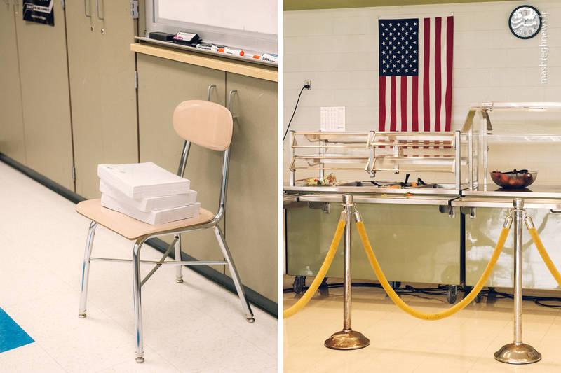 وقتی معلمان آمریکایی مجبور به فروش خون و لباس تنشان می شوند!+ تصاویر