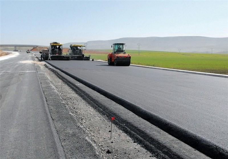 123 کیلومتر از راه های اسفالته استان روکش شدند
