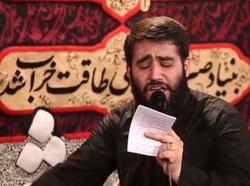 مداحی عزیز دل زهرا ای نوکر حسینم کربلایی حسین طاهری