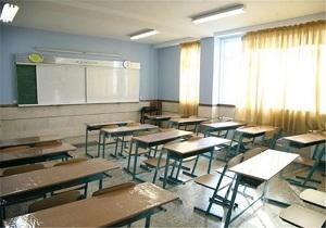 ساخت مدرسه ۳ کلاسه در توکهور و هشتبندی