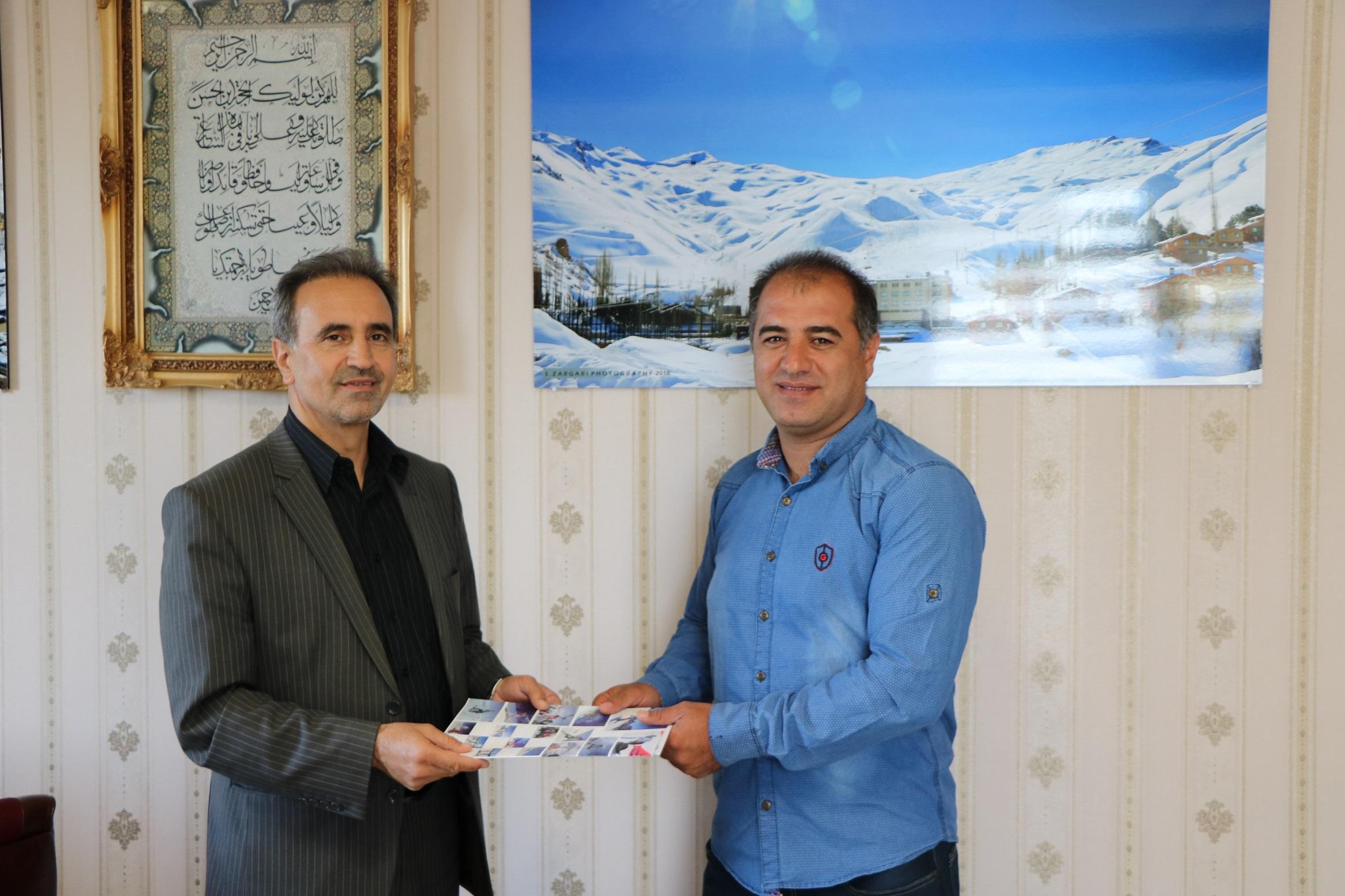 کلهر، سرمربی جدید تیم ملی اسکی آلپاین ایران شد