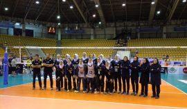 ایران ۳ – قزاقستان ۲ / شروع غرورآفرین دختران والیبال در آسیا