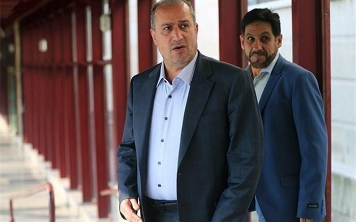 رئیس فدراسیون فوتبال تنها 45 درصد جانبازی دارد/ 600 هزار جانباز در کشور داریم