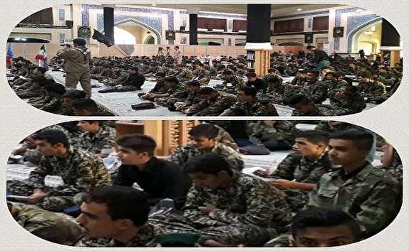 باشگاه خبرنگاران - آغاز رزمایش سراسری اقتدار عاشورایی محمد رسول الله در آبادان