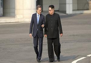 هئیت نمایندگی کره جنوبی عازم کره شمالی شد