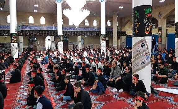 باشگاه خبرنگاران - همایش «احلی من العسل» در ارومیه برگزار شد+تصاویر