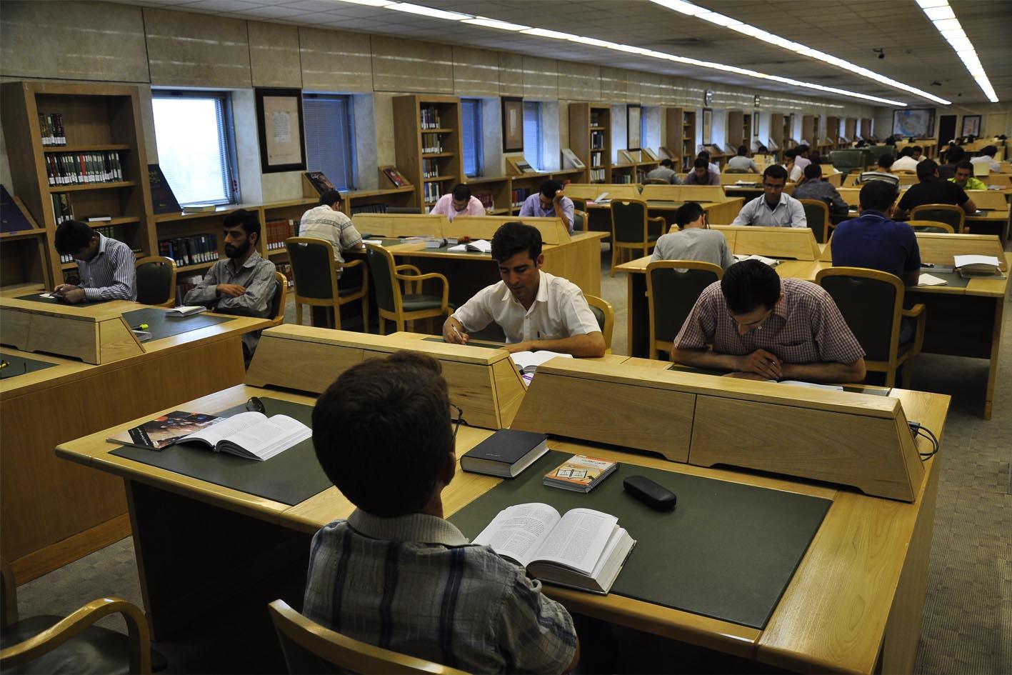 تعطیلی خدماتدهی کتابخانه ملی در روز عاشورا