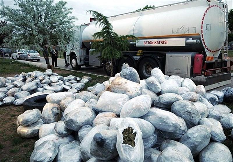 کسب درآمد تروریستها با تجارت سیاه در سرزمینهای کردی/ ترانزیت مواد مخدر به اروپا!