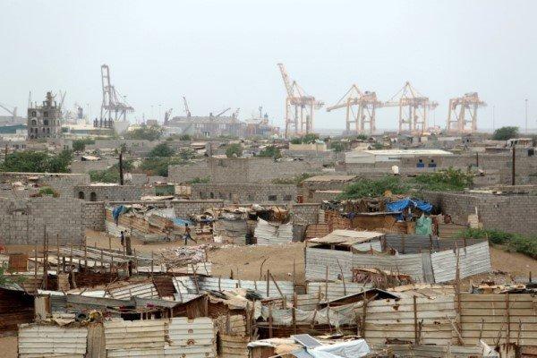 ۴ یمنی در بمباران الحدیده توسط عربستان به شهادت رسیدند