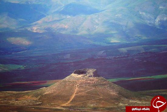 تخت سلیمان؛ زادگاه سحرآمیز زرتشت+ تصاویر