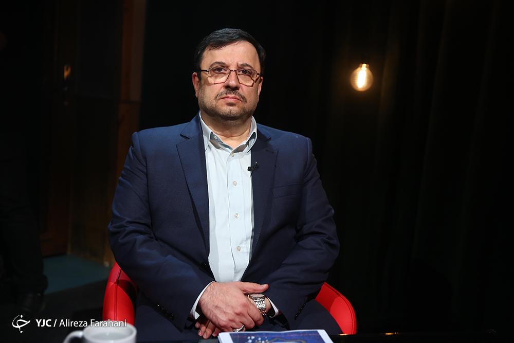 تیزر برنامه «10:10 دقیقه» با حضور دبیر شورای عالی فضای مجازی