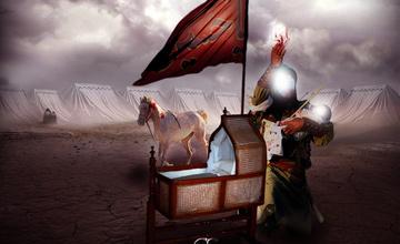 متن نوحه ترکی زبانحال حضرت علی اصغر علیهالسلام