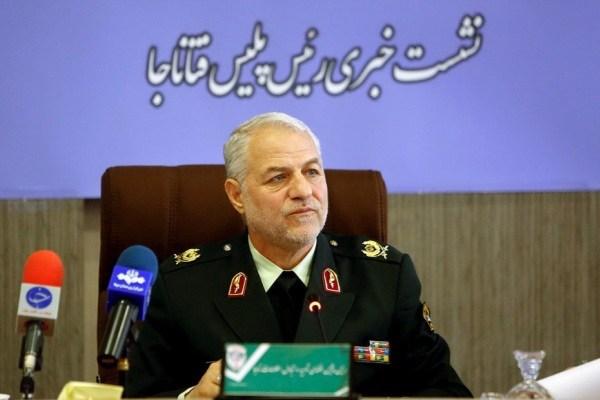آمادگی پلیس فتای ایران برای مقابله با جرایم سایبری