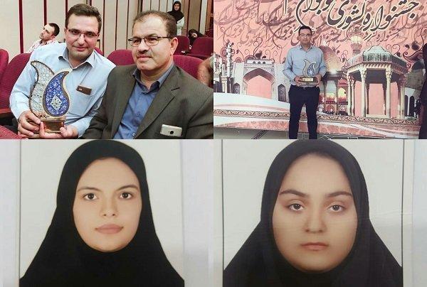 درخشش بوشهریها در جشنواره نوجوان سالم