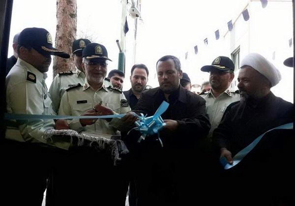 افتتاح مرکز جامع فوریت های پلیسی شرق استان تهران