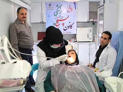 برپایی درمانگاه تخصصی در تنگک، هلیله و بندرگاه بوشهر