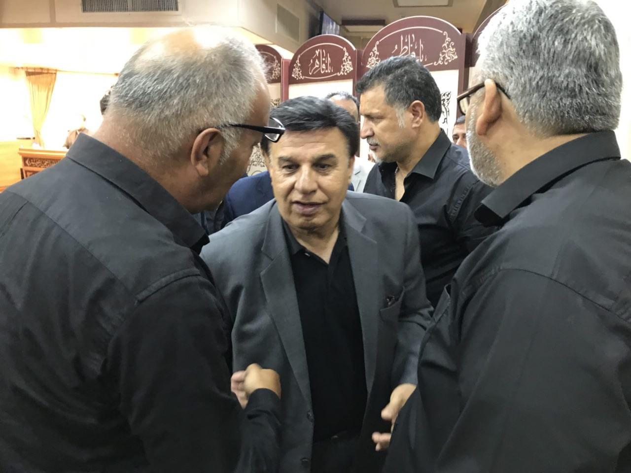 سومین روز مراسم درگذشت ستایش فرکی برگزار شد