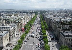 اعزام تیم خنثیسازی بمب به یکی از اماکن گردشگری در پاریس